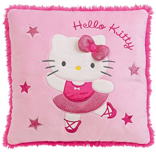 Jemini Fun House 712257 - Cojín, diseño de Hello Kitty Bailarina