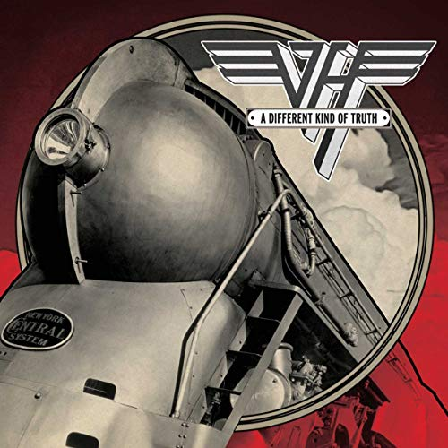 Van Halen - A Different Kind Of Truth - CD