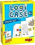 HABA 306121 - LogiCASE Set de Iniciación 6+, Juego Educativo, más 6 años