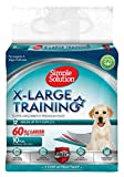 Simple Solution Tappetini Extra Large Addestramento Cane e Cucciolo a 6 Strati - 10Pk