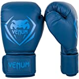 Venum Contender Boxing Gloves - Navy Blue/Navy Blue - 14-Ounce