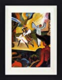 1art1 August Macke - Russisches Ballett I, 1912 Gerahmtes