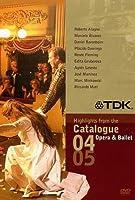 Opera & Ballet Sampler 04 [DVD] [Import]