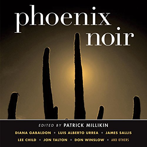 Phoenix Noir audiobook cover art