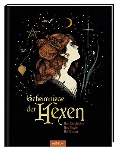 Buchseite und Rezensionen zu 'Geheimnisse der Hexen: Ihre Geschichte, ihre Magie, ihr Wissen' von Julie Légère