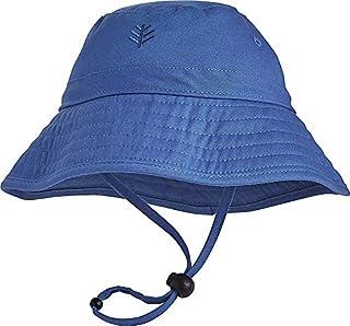 Coolibar UPF 50+ Toddler Taylor Chin Strap Hat - Sun Protective