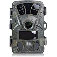 Vmotal 16MP 1080P HD Video Hunting Game Camera