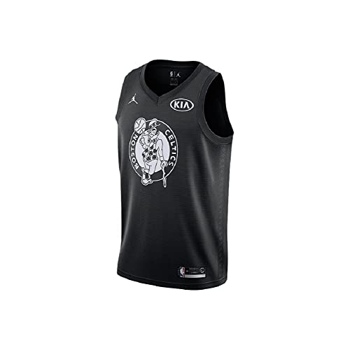 NIKE Air Jordan NBA Kyrie Irving Celtics All-Star 2018 Jumpman Youth Jersey Black