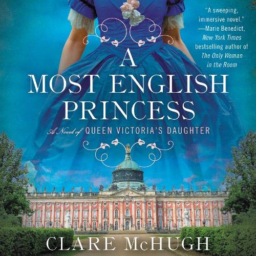 A Most English Princess  By  cover art