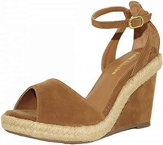 d3b0e74b9 Moda - Marrom - Sandálias / Calçados na Amazon.com.br
