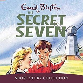 Secret Seven Short Story Collection cover art
