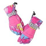 NINGYE Warme Winterhandschuhe für Kinder, Snowboard- und Ski-Handschuhe, Touchscreen-Handschuhe,...