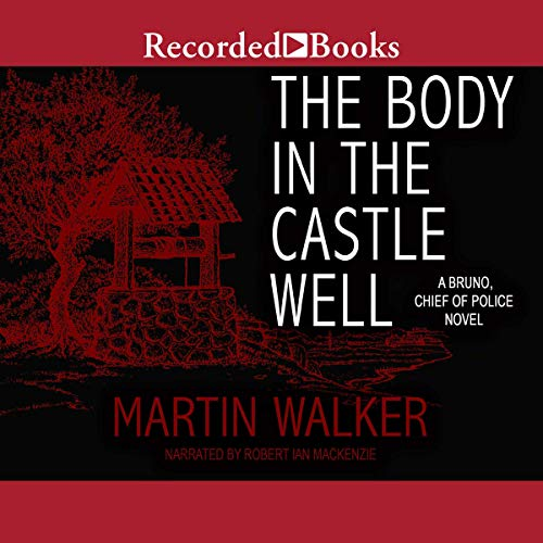 The Body in the Castle Well audiobook cover art