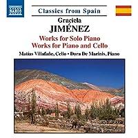 Works for Solo Piano & Cello