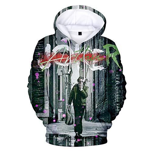 cxzas852 Unisex Hoodies HD Skull Print 3D Print Pullover Leichte Sweatshirts mit