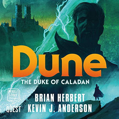Dune: Duke of Caladan cover art