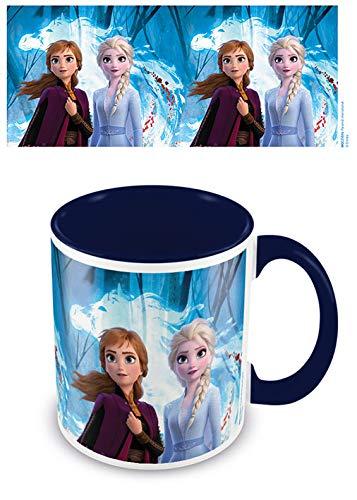 Die Eiskönigin MGC25516 2 Tasse aus Keramik, 315 ml