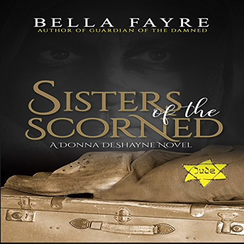 Sisters of the Scorned audiobook cover art