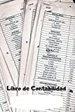 Libro de Contabilidad: Con Libro Diario y Libro Mayor   Registra tus Cuentas   Libro Contable...