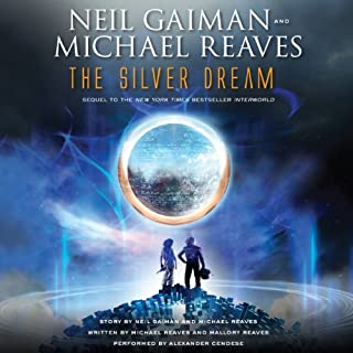 The Silver Dream audiobook cover art