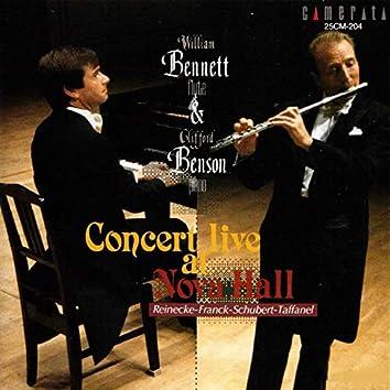 Concert Live at Nova Hall (Live)