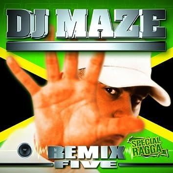 Maze Remix Five