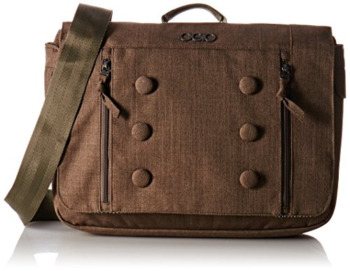 OGIO Midtown Women's Laptop/Tablet Messenger Bag (Terra, One size)