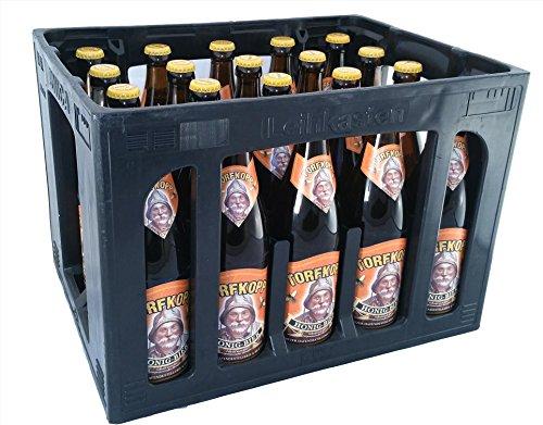 Torfkopp Honig Bier 20 x 0,5l (4,9% vol)