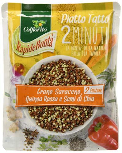 Piatto Fatto Grano Saraceno - Pacco da 6 x 250 gr