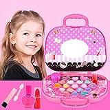 Cosmétique Pour Enfants Maquillage Boîte Princesse Ensemble Safe Non-toxique Rouge À Lèvres Vernis À Ongles Fille Jouet