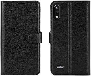 """Capa Capinha Carteira 360 Para LG K22 e K22 PLUS com Tela de 6.2"""" polegadas - Case Couro Flip Wallet Anti Impacto - Danet..."""