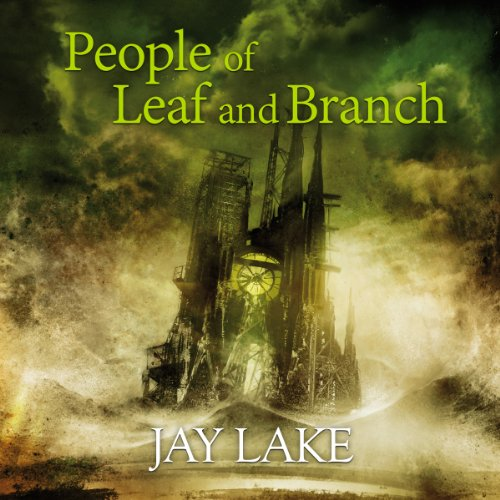 Couverture de People of Leaf and Branch
