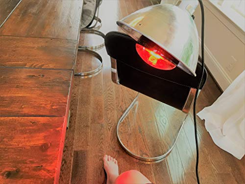 RubyLux NIR-A Near Infrared Bulb Grade A, 3 Pack
