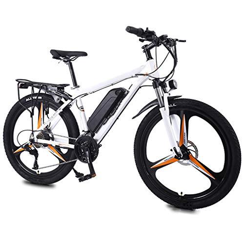 NYPB Adulto Bicicleta de Montaña Eléctrica, 350W Motor Bicicleta Bici Electricas Adulto...