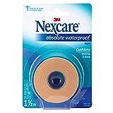 Nexcare Absolute Waterproof Wide Tape, 1.5' X 5 yd. Per Roll (5 Rolls)