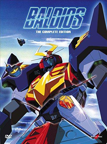 Baldios Serie Tv + Film (Nuova Edizione) 7 Dvd Box Set Edizione Limitata