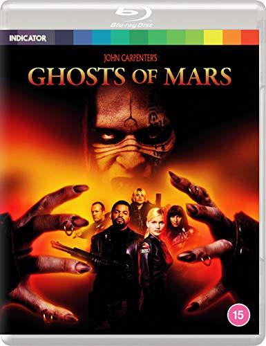 [画像:Ghosts of Mars [Blu-ray]]