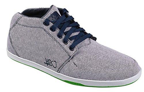 K1X Herren Sneaker blau 41