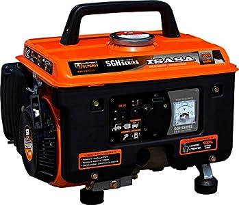 Genergy R2013005 - Generador a gasolina Genergy Isasa 1000 W 230 V