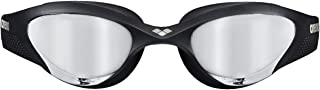 ARENA The One Mirror Swimming Goggle, 101 - Silver/Black