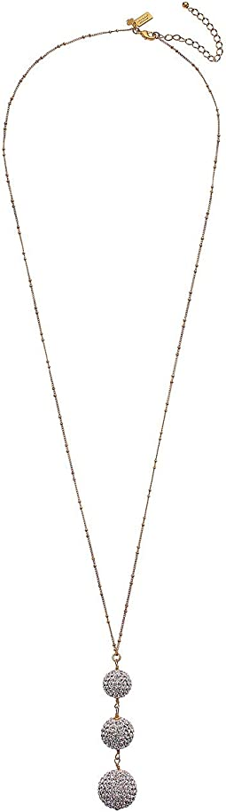 Razzle Dazzle Statement Y-Necklace