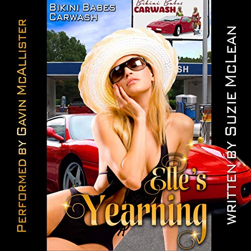 Elle's Yearning audiobook cover art