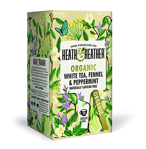 Semillas De Hinojo marca Heath & Heather