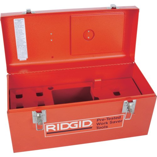 Ridgid 93497 Tool Box for 915 Groover
