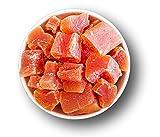 1001 Frucht Papaya kandiert 250 g I Trockenobst für Müsli I Exotische Trockenfrüchte ohne Zusätze I Feinkost - kandierte Früchte zum Backen I Fruchtsnack Müslizusatz