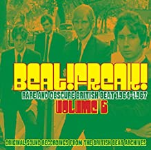 Beatfreak 6: Rare & Obscure British Beat / Various