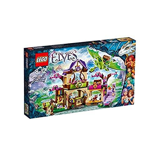 LEGO elves La Piazza del Mercato Segreta, 41176