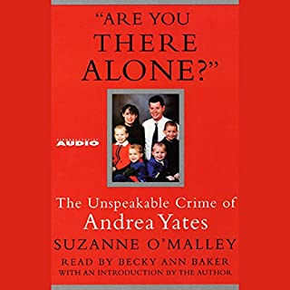 Are You There Alone? audiobook cover art