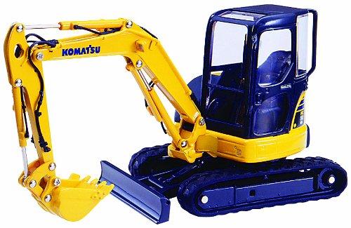 ダイヤペット DK-6104 1/32スケール コマツミニショベルPC50MRガレオ