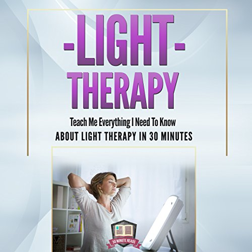 Light Therapy audiobook cover art